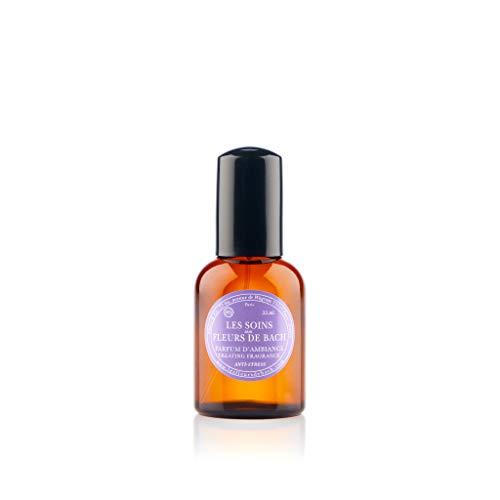 Elixirs & Co - Les Soins aux Fleurs de Bach - Parfum d'Ambiance Anti Stress - Détente - Bien-être - Relaxation - Naturel - Bio - Made in France - 55ml