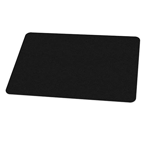 Office Home Rubber Square Mouse Big Pad Mat Anti-Slip Laptop Mousepad Kitchen Dining Bar Accessories