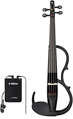 Yamaha Silent Series YSV104 Electric Violin - Brown