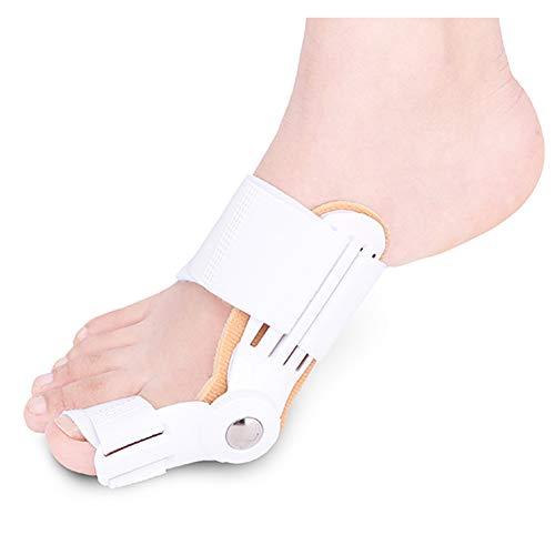 Bunion Corrector voor vrouwen en mannen, Bunion orthopedische spalkbrace, Hallux Valgus voetpijn verlichten, Teen Stijltang, 2 stuks