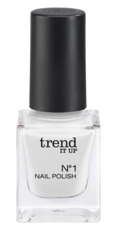 DM trend IT UP Nagellack N°1 Nail Polish Nr. 010 Inhalt: 6ml Nagellack für strahlend schöne Nägel.