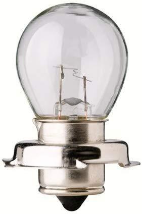 Preisvergleich Produktbild 6V Qualitäts Glühlampe Lampe mit E-Zeichen - 15W - P26S