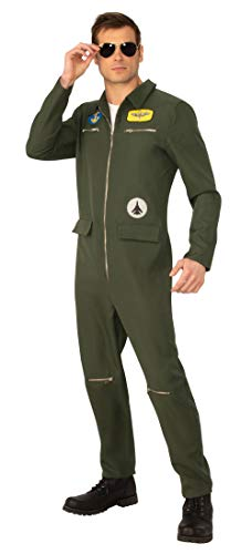 Bristol Novelty AF109STD pest dokter standaard volwassen kostuum Standard Groen