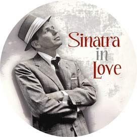 BRISA CD musicale SINATRA IN LOVE - edizione da collezionista, edizione speciale, scatola regalo