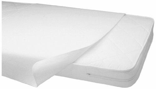 Italbaby 030.0010 Traversa Salvamaterasso per Carrozzina, 50X60 cm, Bianco