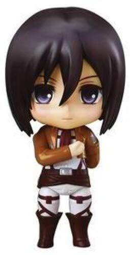 Attaque sur Titan Nendoroid Mikasa Ackerman (non-échelle ABS & PVC peint figurines mobiles)
