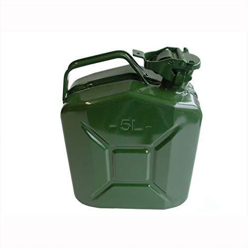 Jerrycan 5L métal vert
