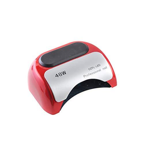 Automatische Sensor 48W CCFL Led UV Lamp Gel Nageldroger Sneldrogende Nail Art Machine UV Gel Curing Lamp Tube Light Nageldroger
