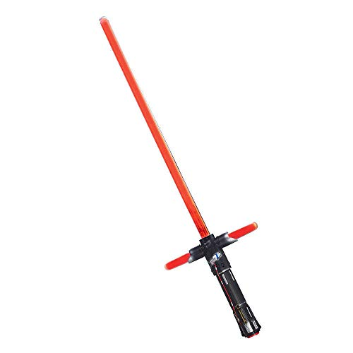 Star Wars Episode VII Ultimate FX Lichtschwert 2015 Kylo Ren Exclusive Hasbro Weapons