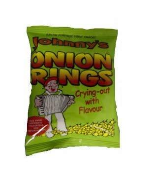 Johnny's Onion Rings 22g (36 Packs)