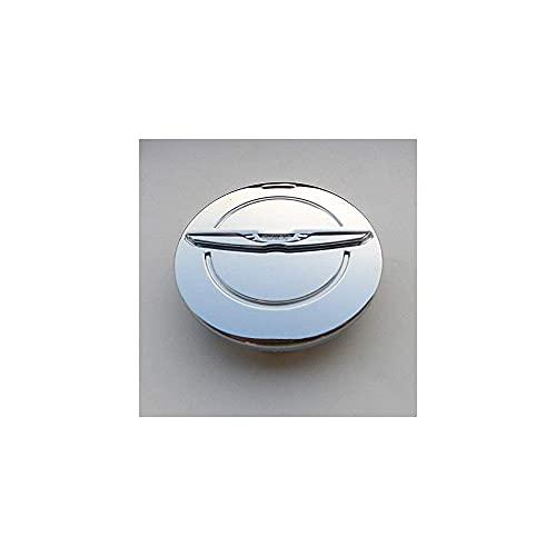 YQTYGB 4 Piezas Coche Tapas Centrales De Llantas Cubiertas, para Chrysler 300C...