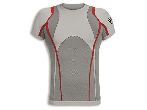 Ducati Cool Down Funktions T-Shirt grau Größe XL-XXL