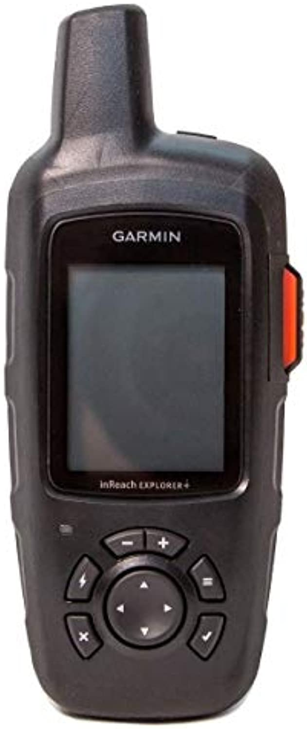 Garmin inReach Explorer+ Satellite Tracker (6. Garmin inReach Explorer + Satelliten-Communicator)