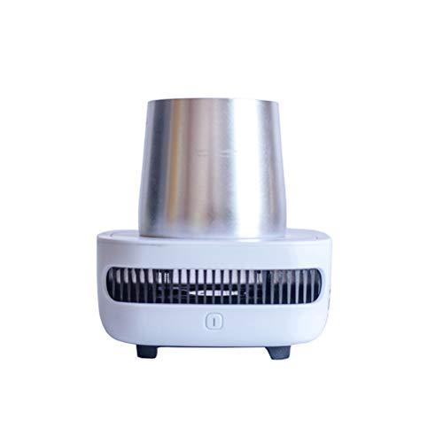 Rapid Cooling Cup, Mini Mobile Refrigerator Copa de enfriamiento instantánea, Enfriador de Cerveza, Enfriador de Bebidas enfría su bebida Helado, Lata