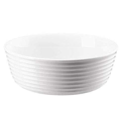Thomas 11965 10430–800001–14430 15214 ONO Bol à céréales 14 cm, Porcelaine, Blanc, 16 x 16 x 4 cm