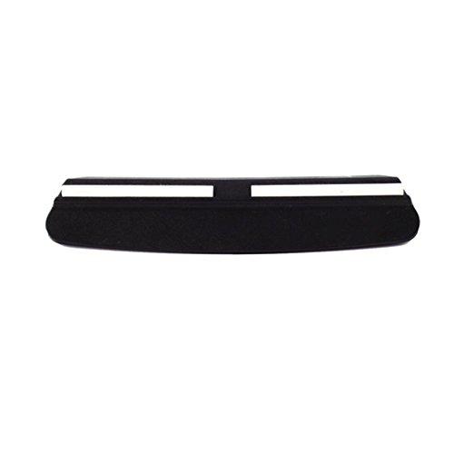 Combinación de la piedra de afilar de doble cara de afilado de cuchillos de cocina herramientas de los sacapuntas de piedra