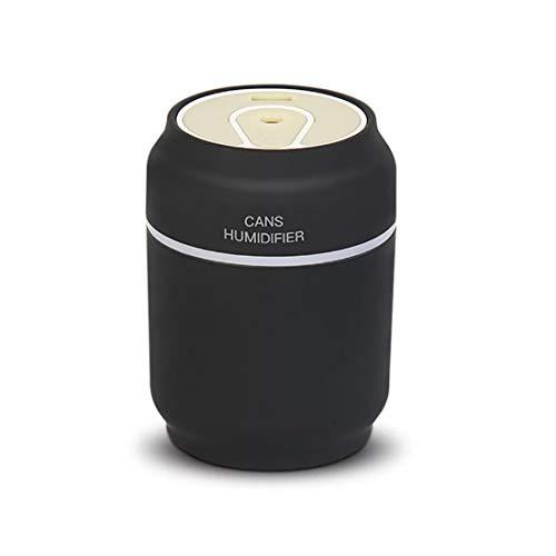 Libila MistAire Ultrasone Cool mist bevochtiger, stille werking, USB automatische uitschakeling nachtlampje functie 200 ml