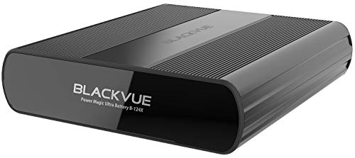 Blackvue Power Magic Ultra Battery B-124X for Extended Parking Mode Operation and Recording