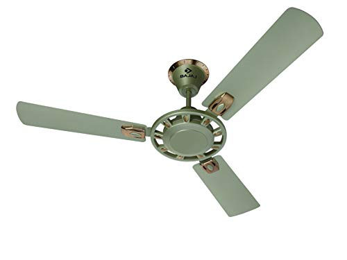 Bajaj Cruzair Decor 1300mm Ceiling Fan (Kashmir Beige)