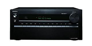 Onkyo TX-NR838 (B) 7.2-Kanal AV-Netzwerk-Receiver (THX Select2Plus, HDMI 2.0, WiFi, Bluetooth, 4k/60Hz, HDCP2.2, HiRes-Audio, Musikdienste, Remote App) schwarz (B00JRUCK3O) | Amazon price tracker / tracking, Amazon price history charts, Amazon price watches, Amazon price drop alerts