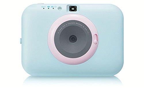 LG Pocket Photo PC389S 2-in-1 Druckkamera, 5 m, 2560 x 1920 m, Farb- und B/N-Druck, Kompatibel mit iOS und Android, JPEG, PNG, BMP, Blau