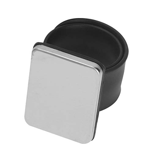 Artibetter 2 Piezas de Horquillas Magnéticas para El Cabello Broches para El Cabello Broches de Costura Negros Broches para Muñeca Broches para Peluches