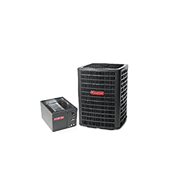 Goodman 2.5 Ton 13 SEER AC R-410a with Upflow/Downflow Coil 14  wide model GSX130301/CAPF3030A6
