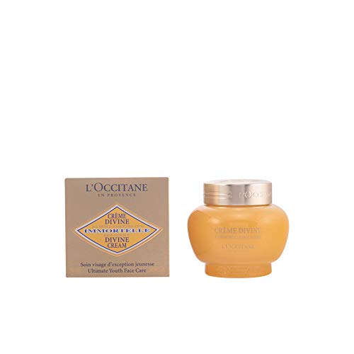 L´occitane - 50 ml cream divine IMMORTELLE