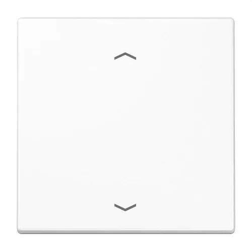 Jung LS 990 P WW Wippe LS990PWW für Taster BA 1fach, Weiß