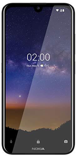 puissant Nokia 2.2 – Smartphone 4G avec accès déverrouillé (5,71 pouces – 16 Go de ROM – 2 Go de RAM – double Nano SIM – Android…