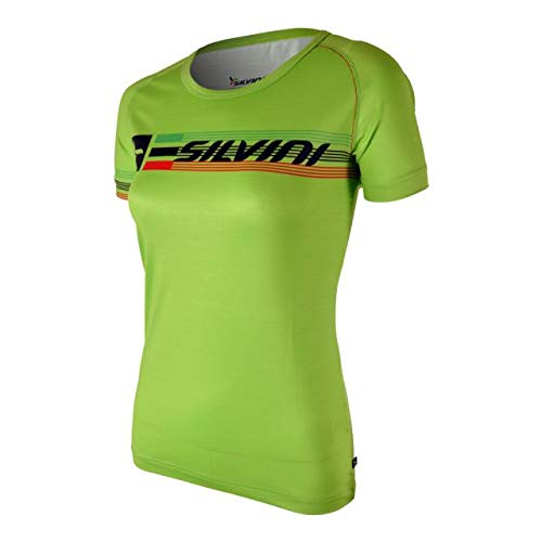 SILVINI Promo T-Shirt pour Femme S Citron Vert