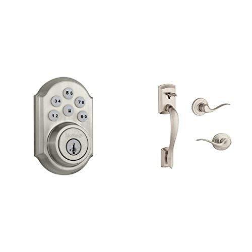 Kwikset 909 Door Lock with Lever