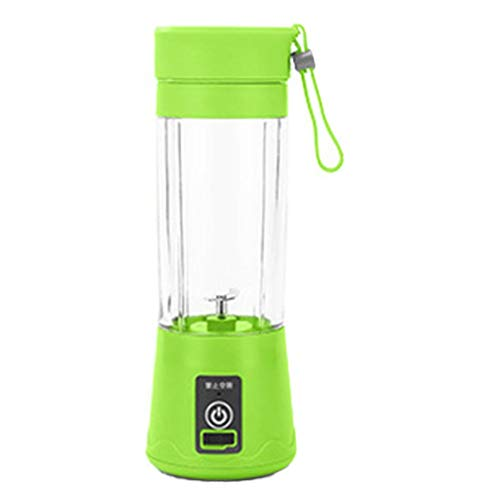 Review Of Dongdongole 380ml Portable Electric Bottle Juicer USB Rechargeable Mixer Juice Squeezer Ma...