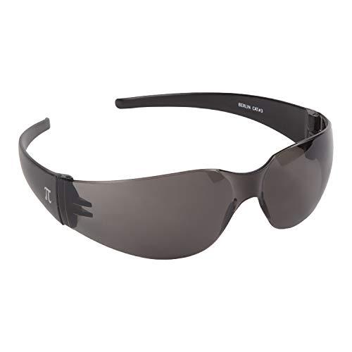 PiWear Berlin Motorrad- Fahrradbrille Herren Damen sehr leichte Sonnenbrille
