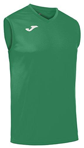 Joma, Camiseta Tirantes Hombre, Verde 450, L