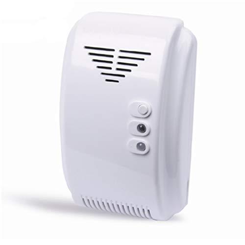 GUMEI 12V Detector de Gas Sensor de Alarma Propano Butano LPG Motor Natural Home Camper