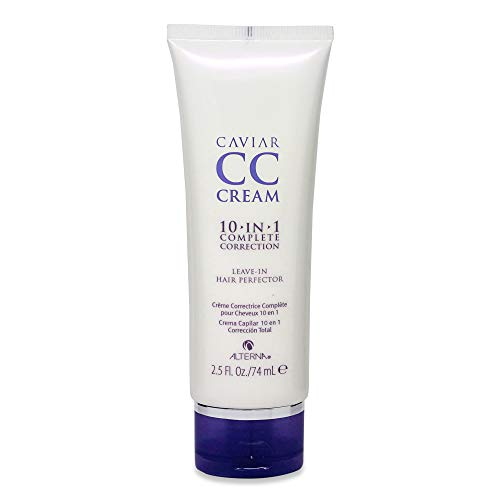Alterna Caviar Cc Cream 10-in-1 Complete Correction Leave-in Hair Perfector, 2.5 Ounce