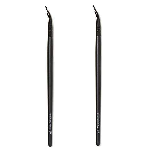 Pack of 2 e.l.f. Angled Eyeliner Brush, 84013