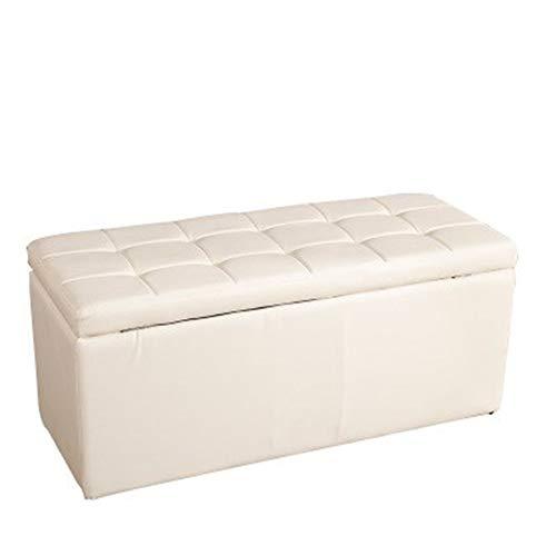 Wtbew-u Change Schoenen Kruk Sofa Kruk Opslag Bank Strip Voetbank Lederen Blok Praktische meubels
