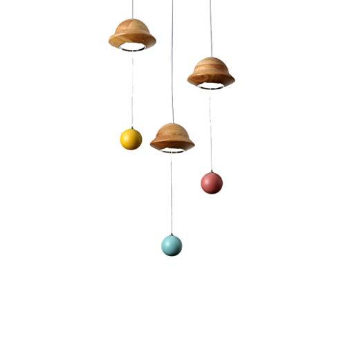Luminosa Chandelier Ristorante Chandelier Creative Minimalist Macaron tafellamp Pranzo Albergo Chandelier Bellissimo