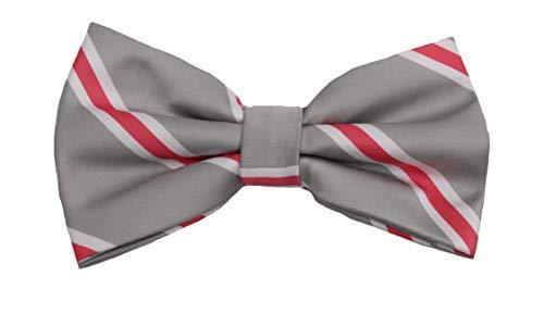 Fabio Farini - Des hommes élégants et rayés portent un nœud papillon pour toutes les occasions comme le mariage, la confirmation, le bal de fin d'anné