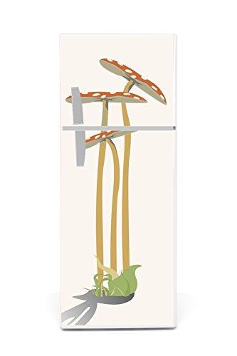 Réfrigérateur Autocollants champignons
