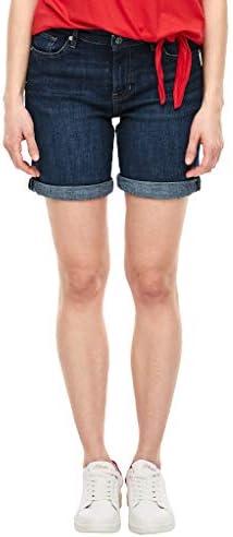 欧洲领军时装零售商 s.Oliver 牛仔短裤