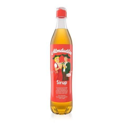 6 Flaschen Almdudler Sirup 0,7 Liter