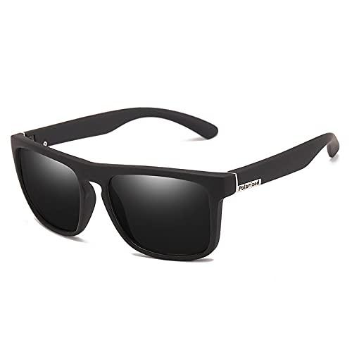 Gafas De Sol Polarizadas De Marca De Lujo, Sombras De Conducción De Aviación, Gafas De Sol Masculinas para Hombres, Diseñador Retro Y Barato, Negro, Blanco