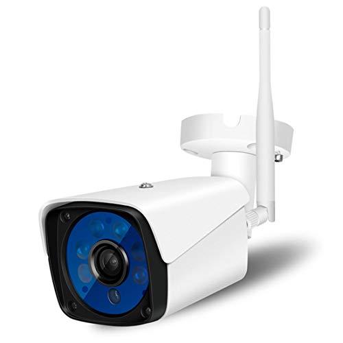 ZJM WiFi-Überwachungskamera, 1080P Home-Überwachungskameras Mit Nachtsicht, Remote-Ansicht, Bewegungserkennung, IP65 Wasserdicht, Für Baby/PET/Nanny-Monitor