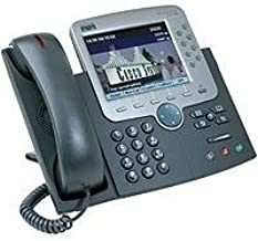 Cisco 7970G IP Phone (Renewed) (Power Supply Not Included)