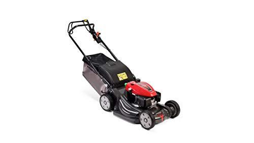 Honda HRX537HY 21-inch Wheeled Hydrostatic Petrol Lawnmower