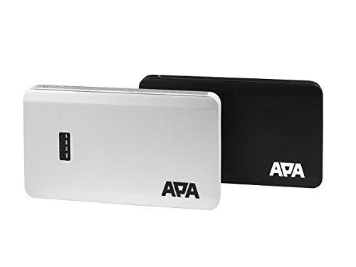 APA 16508 Micro Lithium Power Pack mit Starthilfe 250 A, 12 V