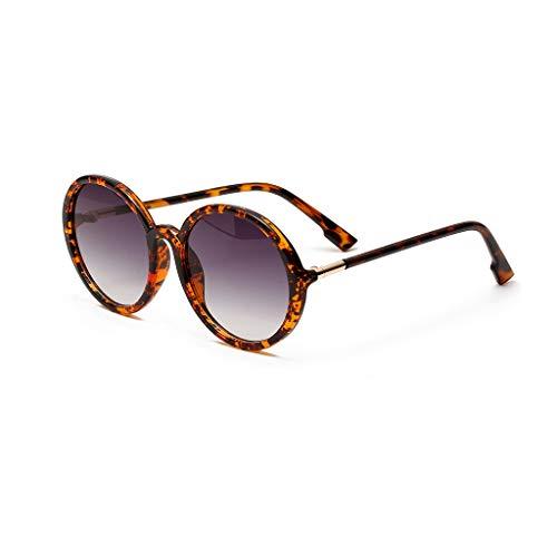 NA. Nangjiang - Gafas de sol polarizadas redondas con protección UV400, gafas de sol para conducir